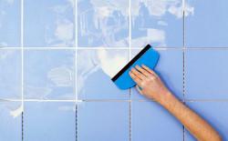 Как правильно приготовить затирку для укладки плитки.